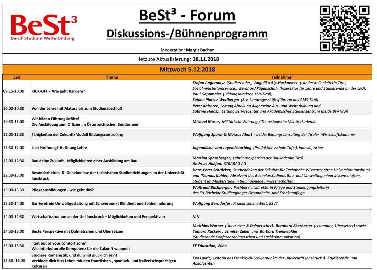 thumbnail of BeSt-Forum_Programm_2018-2